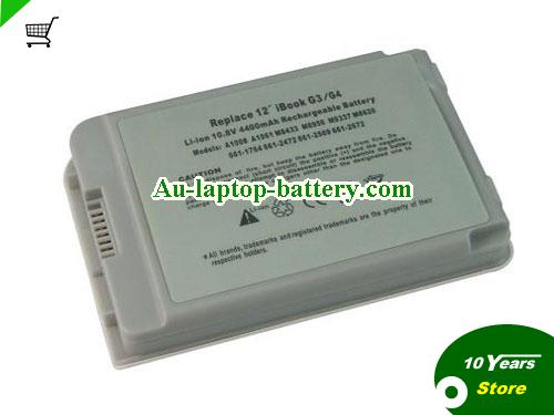 AU Replacement Battery For Apple iBook G3 G4 12 Series A1008 A1061 M8403 661-1764 661-2472