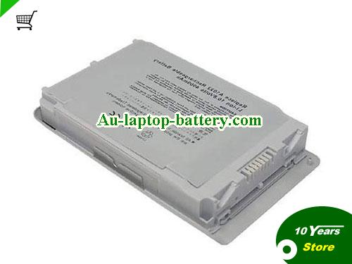 APPLE M9324J/A Battery 5200mAh 10.8V Silver Li-ion