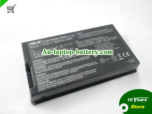 AU A32-F80 A32-F80A Battery For ASUS F80 F80A F80S F80H X61 X85 Series Laptop 49WH Li-ion