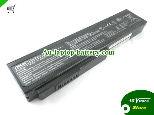 ASUS A32-N61 Battery 4400mAh 10.8V Black Li-ion