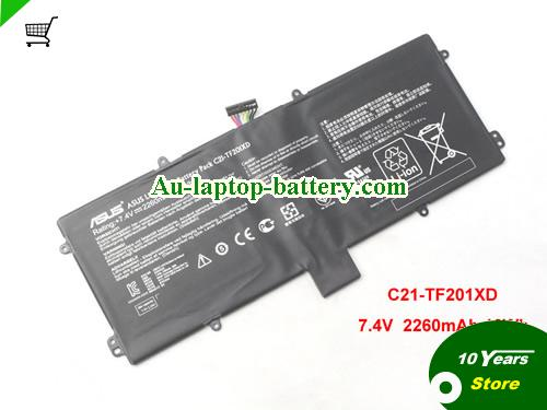 AU Genuine C21-TF201XD TF201XD Battery for ASUS Notebook 16Wh