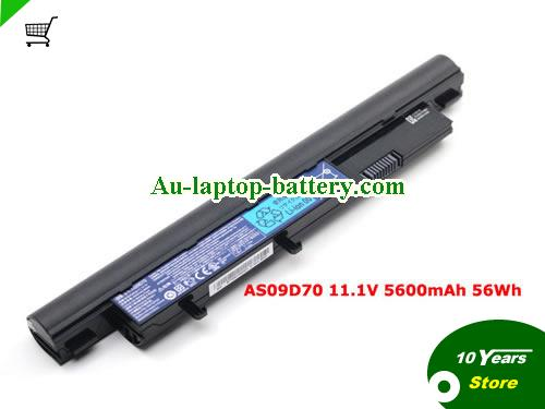ACER BT.00607.110 Battery 5600mAh 11.1V Black Li-ion
