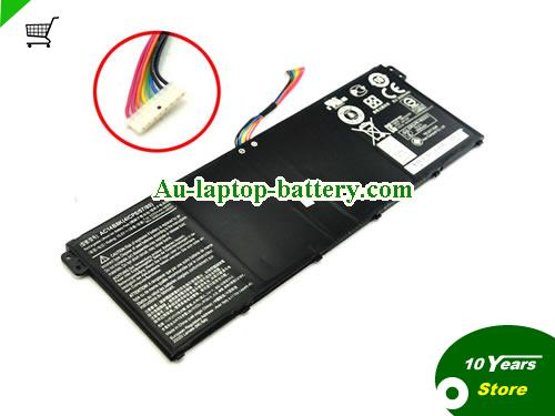 ACER Chromebook 11 C730 Battery 3220mAh, 48Wh  15.2V Black Li-ion
