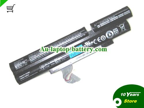ACER 3830TG-244GSSDNbb Battery 6000mAh, 66Wh  11.1V Black Li-ion