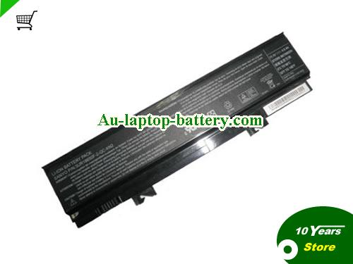 ACER SQU-407 Battery 4800mAh 11.1V Black Li-ion