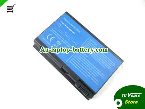 ACER BT.00803.015 Battery 5200mAh 14.8V Black Li-ion