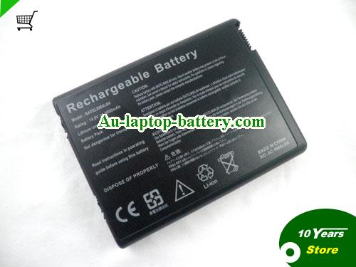 AU Acer BATELW80L8H, TravelMate 2200, TravelMate 2700 Series, Aspire 1670 Replacement Laptop Battery