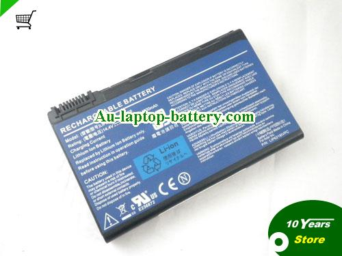 AU ACER LIP6219IVPC,LIP6219IVPC SY6,BT.00605.025 FOR Acer Travelmate 6410 Series Laptop battery, 4800mah, 8cells