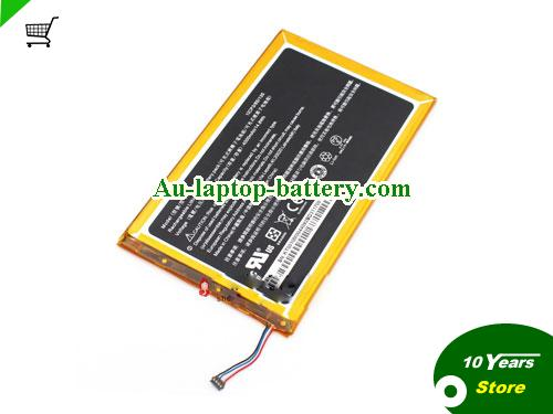 AU A1311 Battery For Acer Li-Polymer 14.8Wh 3.7V 4000mAh