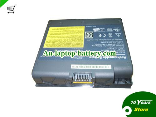 ACER Aspire 1402XV Battery 5850mAh 14.8V Black Li-ion