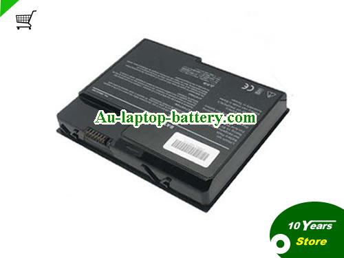 ACER BT.A2501.002 Battery 4300mAh 14.8V Black Li-ion