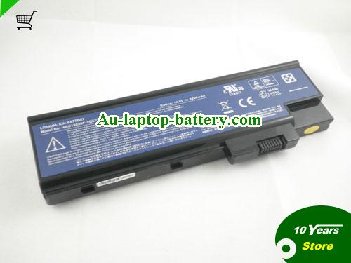 ACER MS2195 Battery 4400mAh 14.8V Black Li-ion
