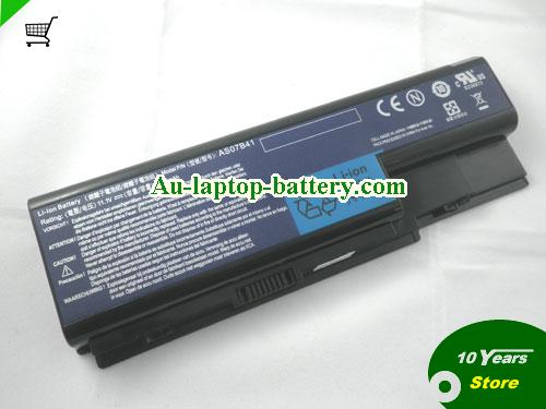 ACER AS07B71 Battery 4400mAh 11.1V Black Li-ion