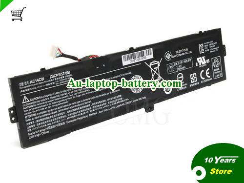 ACER 3ICP5/57/80 Battery 3090mAh, 35Wh  11.4V Black Li-ion