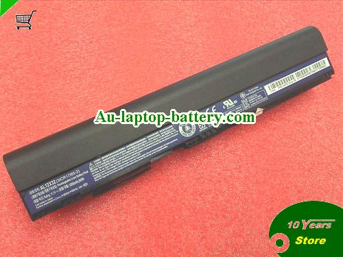 AU ACER AL12X32 AL12A31 AL12B31 AL12B32 Battery For Aspire One 756 TravelMate B113 Series 4400mah
