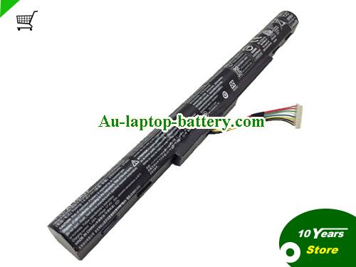 ACER AL15A32 Battery 2500mAh, 37Wh  14.8V Black Li-ion