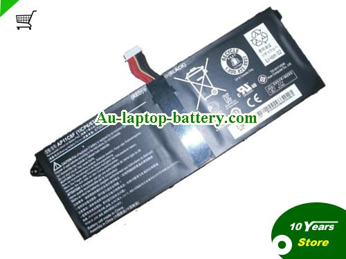 ACER 1ICP6/67/88-2 Battery 6700mAh 3.7V Black Li-ion