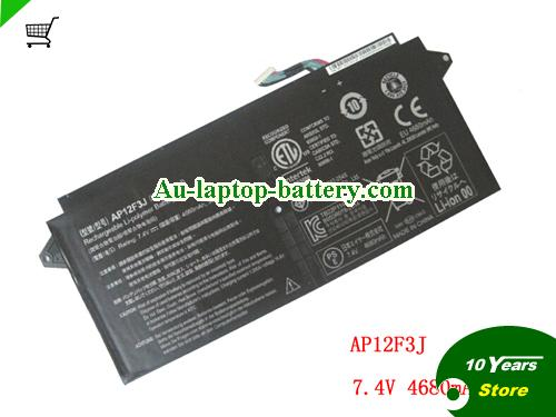 AU ACER AP12F3J battery for Aspire S7-391 Ultrabook