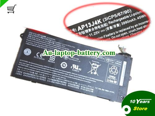 AU ACER AP13J4K AP13J3K Battery For Chromebook C720 Series