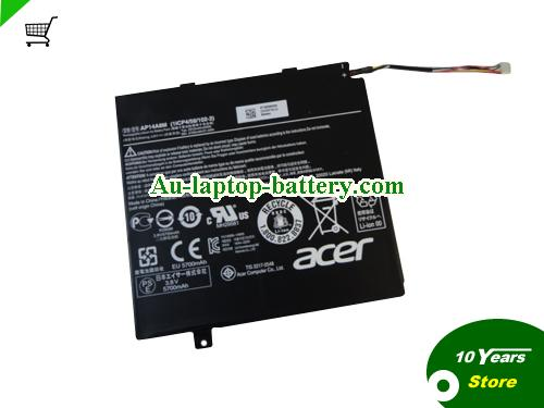 ACER 1ICP4/58/102-2 Battery 5910mAh, 22Wh  3.8V Black Li-ion