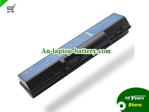 ACER AS07A71 Battery 10400mAh 11.1V Black Li-ion