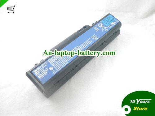 ACER AS07A41 Battery 7800mAh 10.8V Black Li-ion