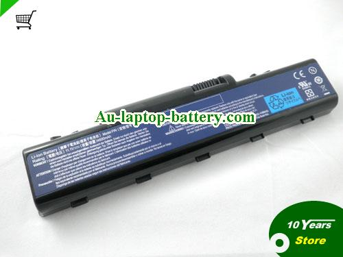 ACER AS07A71 Battery 4400mAh 11.1V Black Li-ion