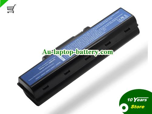 AU New and high quality  ACER LC.BTP00.012, AS09A75, AS09A71, AS09A73,  Black, 10400mAh 11.1V
