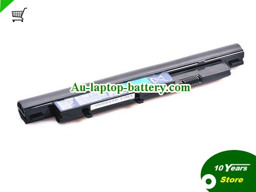 ACER 4810T-8720 Battery 5200mAh 11.1V Black Li-ion
