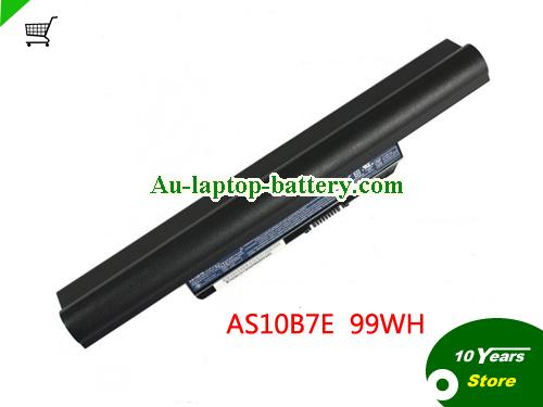 ACER 5820T series Battery 9000mAh 10.8V Black Li-ion