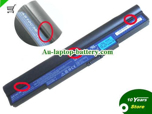 ACER BT.00805.015 Battery 6000mAh 14.8V Black Li-ion