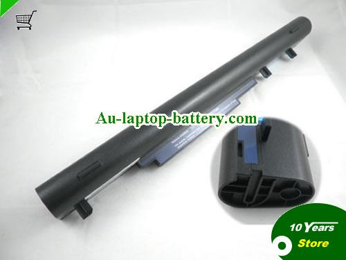 ACER 4UR18650-2-T0421(SM30) Battery 5200mAh 14.4V Black Li-ion