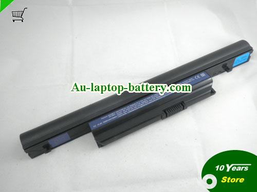 ACER 5820T series Battery 5200mAh 11.1V Black Li-ion