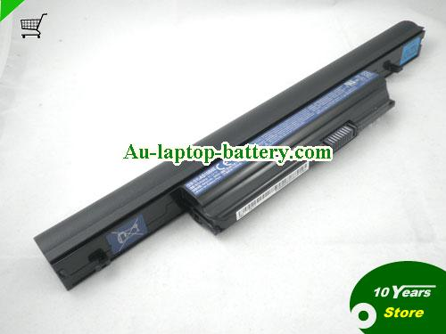 ACER 3820T series Battery 6000mAh, 66Wh  11.1V Black Li-ion
