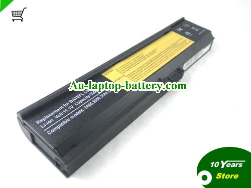ACER BT.00603.010 Battery 5200mAh 11.1V Black Li-ion