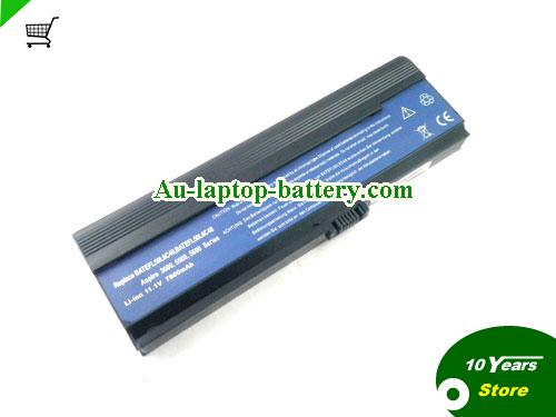 ACER BT.00603.010 Battery 6600mAh 11.1V Black Li-ion