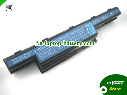 ACER 8472T HF Battery 4400mAh 10.8V Black Li-ion