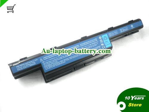 ACER 8472T HF Battery 7800mAh 10.8V Black Li-ion