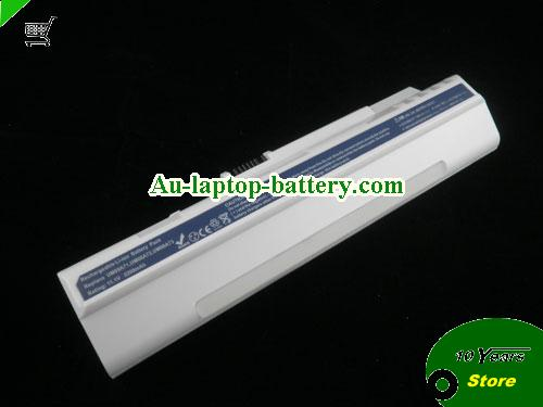 ACER UM08A41 Battery 4400mAh 11.1V White Li-ion
