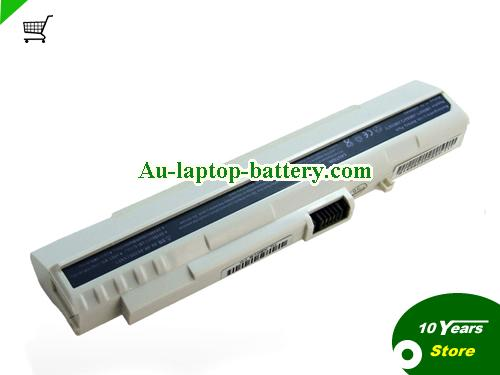 ACER A0A150-1006 Battery 5200mAh 11.1V White Li-ion