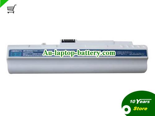 ACER UM08B74 Battery 6600mAh 11.1V White Li-ion