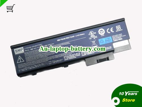 ACER 1415 Battery 2200mAh 14.8V Black Li-ion
