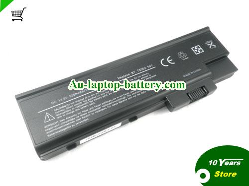 ACER BT.T5003.001 Battery 4400mAh 14.8V Black Li-ion