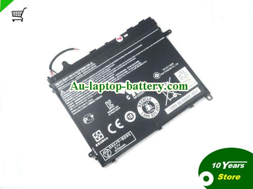 AU Genuine BTA-1011 Battery For Acer Iconia Tab A510 A700 9800mah 36Wh