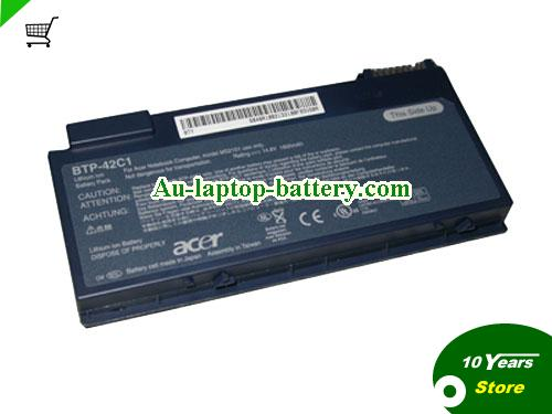 ACER BT.T2703.001 Battery 1800mAh 14.8V Grey Li-ion