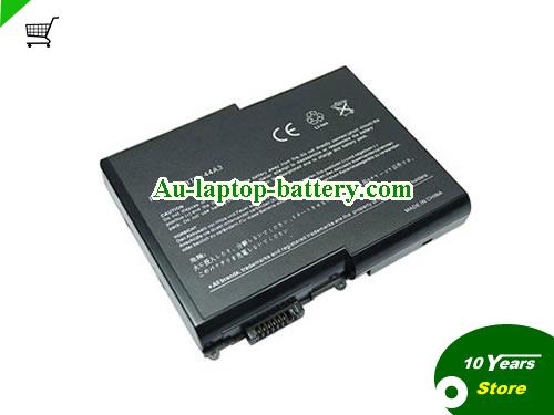 ACER BTP-57A1 Battery 4400mAh 14.8V Black Li-ion