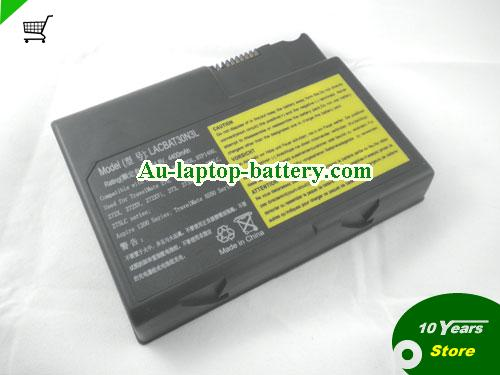 ACER BAT30N3L Battery 4400mAh 14.8V Black Li-ion