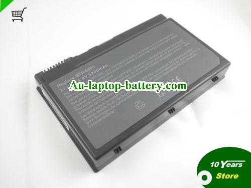 ACER BTP-96H1 Battery 5200mAh 14.8V Grey Li-ion