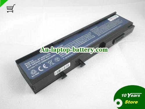 ACER BTP-AQJ1 Battery 4400mAh 11.1V Black Li-ion