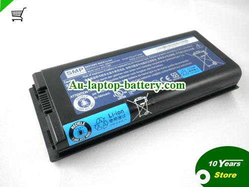 AU New and high quality  ACER Easynote TN65, 934T2990F, EASYNOTE P08B1, 934T3580F,  Black, 4800mAh 11.1V